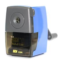 手牌 SDI 削铅笔机 NO.0150 (红色、黄色、蓝色) 6个/盒 (颜色随机)