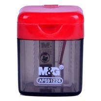 晨光 M&G 翻盖式卷笔刀 APS91224 (红色、蓝色、白色) 24个/盒 (颜色随机)
