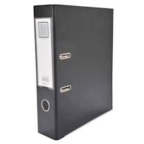 金得利 KINARY 经济型档案夹 DCL2028 A4 3寸 (黑色) 50个/箱