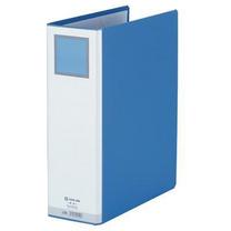 锦宫 KING JIM 单开管式文件夹 978GS A4 装订厚度80mm (蓝色) 20个/箱