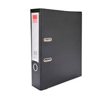 齐心 Comix 半包胶档案夹 A106 A4 3寸 (黑色) 30个/箱