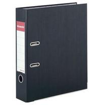 齐心 Comix 半包胶档案夹 A108/A108A FC 3寸 (黑色) 30个/箱