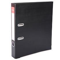 易达 Esselte 半包胶档案夹 27207 A4 2寸 (黑色) 25个/箱