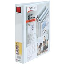 齐心 Comix 加插封面文件夹 A216 A4 2寸3孔 (白色)