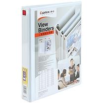 齐心 Comix 封面目录册文件夹 1.5寸2孔 A0212 A4 (白色)