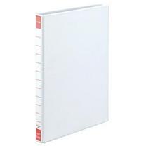 易达 Esselte 加插封面文件夹 502440/502440D A4 1寸4孔 (白色) 30个/箱