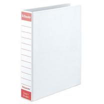 易达 Esselte 加插封面文件夹 504420/504420D A4 2寸2孔 (白色) 20个/箱