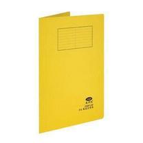 益而高 Eagle 纸制单片夹 3001P10A A4 (黄色) 20片/包