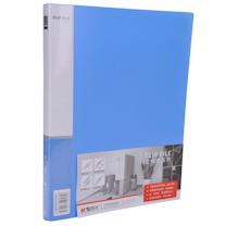 晨光 M&G 强力夹文件夹 ADM94618 A4 背宽22mm (蓝色)