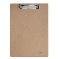 得力 deli 木质板夹 9226 A4 (原木色) 12个/盒