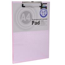晨光 M&G 竖式透明板夹 ADM94512 A4 (红色、蓝色、绿色、白色) (颜色随机)