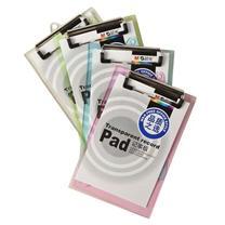 晨光 M&G 塑料板夹 ADM94511 135*205mm (红色、蓝色、绿色、白色) (颜色随机)