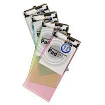晨光 M&G 票据式透明板夹 ADM94513 135*205mm (红色、蓝色、绿色、白色) (颜色随机)