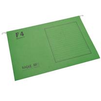 益而高 Eagle 挂快劳文件夹 9351F F4 (绿色) 40片/盒