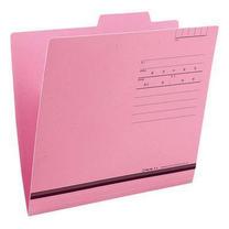 锦宫 KING JIM 纸制分类夹 NO.4571GS (红色)