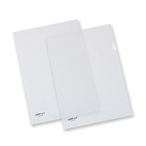 远生 Usign 透明二页文件套 US-E310 A4 (白色)