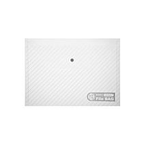 晨光 M&G 斜纹纽扣袋 ADM94584/ADM94517 A4 (白色)