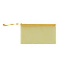 远生 Usign 凭证网格拉链袋 US-A53 票据式 (红色、蓝色、黄色、绿色) (颜色随机)