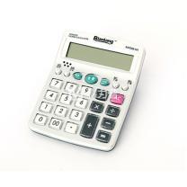 晨光 M&G 标朗 12位数字显示语音型计算器 ADG98101 (银色) 20台/盒