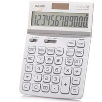 卡西欧 CASIO 魅雅系列大型计算器 DW-200TW-WE (莹雪白) 10台/盒