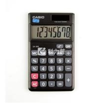 卡西欧 CASIO 计算器 SX-300 (黑色) 10台/中箱