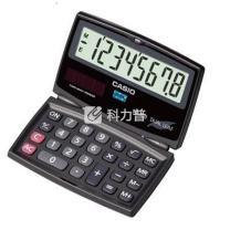 卡西欧 CASIO 折叠计算器 SX-100 (黑色)