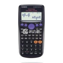 卡西欧 CASIO 函数科学计算器 FX-82ES PLUS A (黑色) 10台/盒
