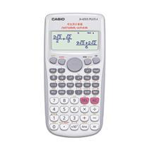 卡西欧 CASIO 函数科学计算器 FX-82ES PLUS A (白色) 10台/盒