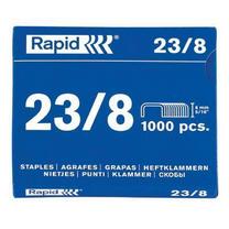 乐朋 Rapid 重型订书针 41RSD006 #23/8  1000枚/盒