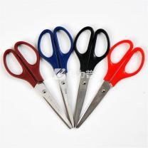 晨光 M&G 经典型办公剪刀 ASS91307 170mm (红色、蓝色、黑色、咖啡色) 12把/盒 (颜色随机)