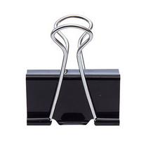 易达 Esselte 黑色长尾夹 10115 15mm 12个/盒
