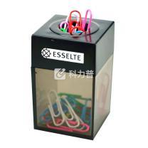 易达 Esselte 方形回形针盒 96010P (透明色) 12个/盒