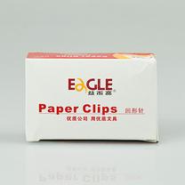 益而高 Eagle 回形针 EG-8DPA 50mm 100枚/盒