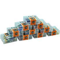晨光 M&G PP盒装彩色工字钉 ABS92605 35枚/盒