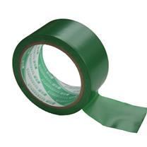国产 单色警示胶带 48mm*22m (绿色)