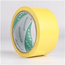 国产单色警示胶带 60mm*15m (黄色)