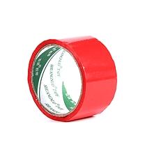 国产红色警示胶带 48mm*15m (红色)
