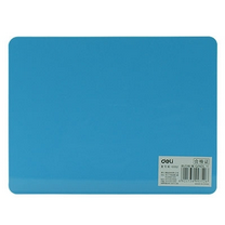 得力 deli 垫板 9352 A5 (混色) 500块/箱 (颜色随机)