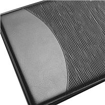 齐心 Comix 商务名片册 A1612 二段八格 480名 (黑色) 10本/盒