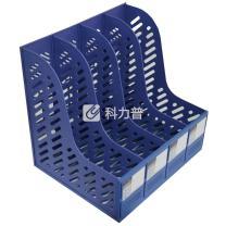 远生 Usign 四格组合文件架 US-2041 (蓝色)