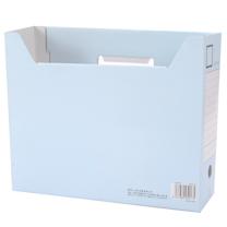 锦宫 KING JIM 纸制文件盒 NO.4133GS (蓝色)