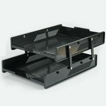 远生 Usign 二层拉式文件盘 US-6022 (黑色)