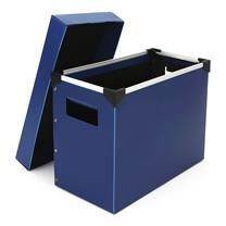 易达 Esselte SOHO吊挂筐 21660 A4 (蓝色) 4个/箱