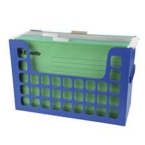 易达 Esselte 迪高吊挂文件筐 94818P FC (蓝色) 5个/箱