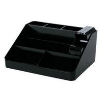 美都 Metro 组合笔筒 3422-BK (黑色) (带胶带座)