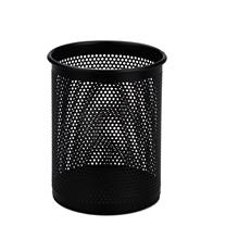 晨光 M&G 金属笔筒 ABT98403 圆形 (黑色)