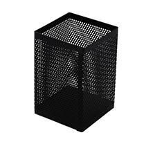 晨光 M&G 金属笔筒 ABT98401 方形 (黑色)