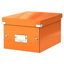利市 LEITZ 附盖收纳盒 60430044 A5 (橙色)