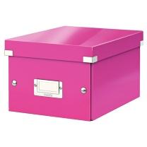 利市 LEITZ 附盖收纳盒 60430023 A5 (粉色)