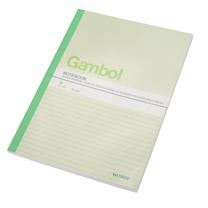 渡边 Gambol 无线装订本 G6807 B5 (混色) 80页/本 6本/封 (颜色随机)